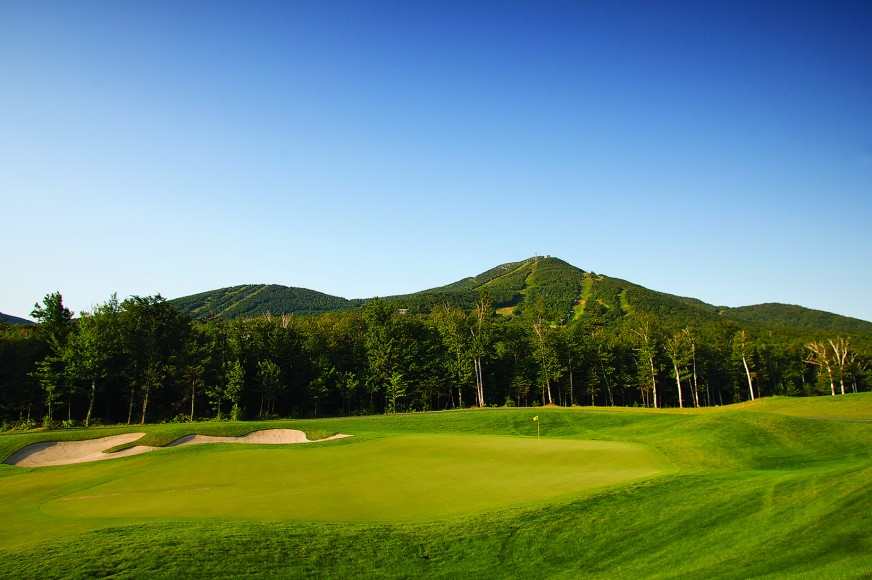 Jay Peak Golf Course, Jay Peak, Vermont