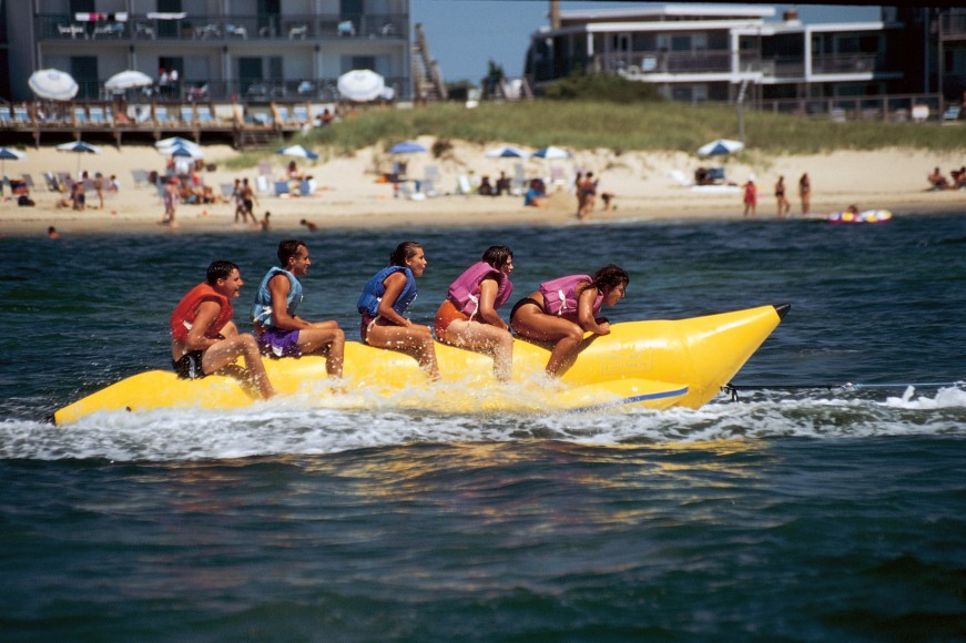 Red Jacket_Blue Water Resort_Banana Boat