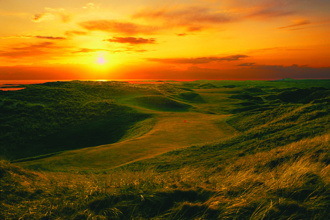 NORTHERN EXPOSURE: WORLD-CLASS GOLF IN NORTHERN IRELAND
