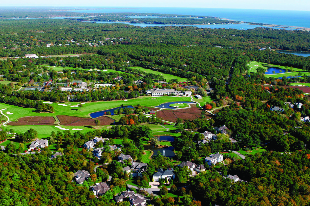 COMING OF AGE: MASHPEE'S WILLOWBEND TURNS 25