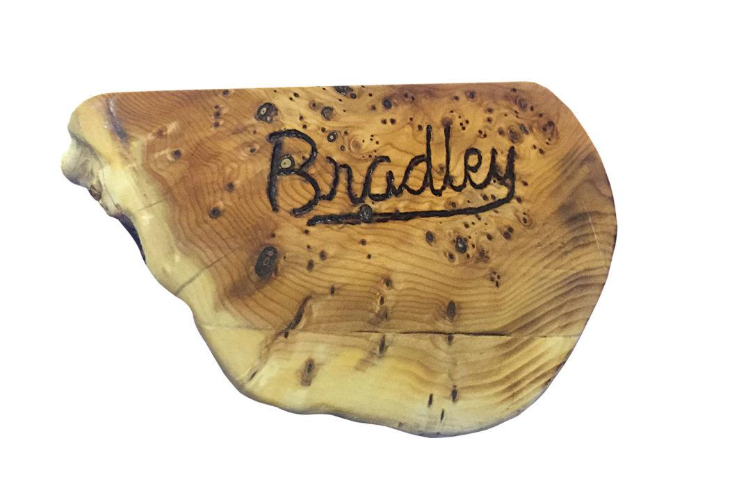 GOLF GEAR: BRADLEY PUTTER
