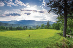 No Snow, No Problem – Golf Scene and More at Sunday River