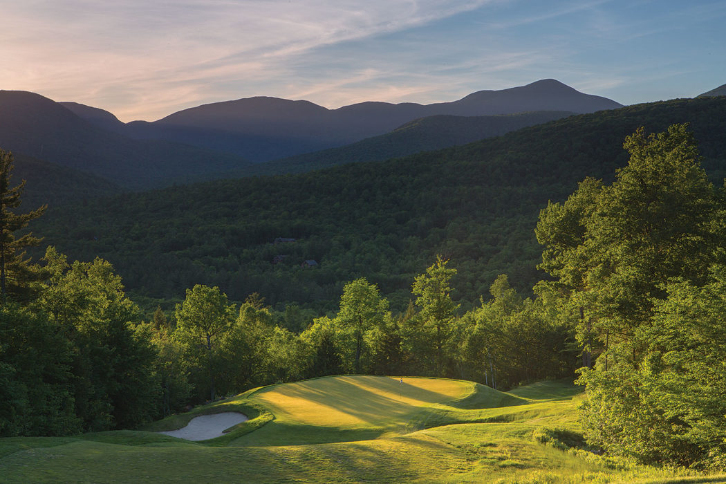 GOLF SCENE AND MORE AT SUNDAY RIVER