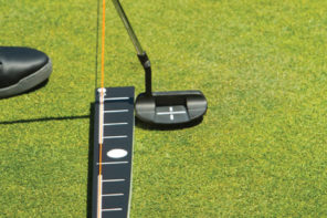 INPUTT PORTABLE PUTTING DEVICE
